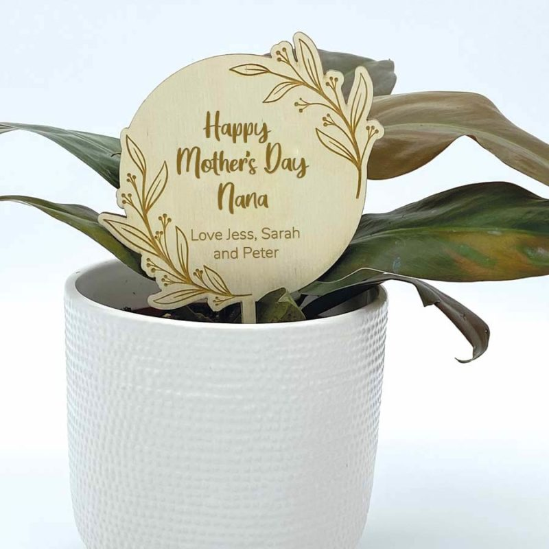planters stick mother's day